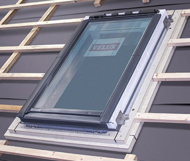 Velux Damm Und Anschlussprodukte Fur Dachfenster